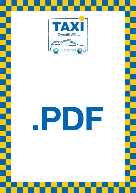 Siljan Taxi PDF ikon